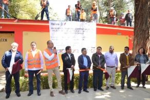 Apuestan por mantenimiento en infraestructura de planteles del COBAO