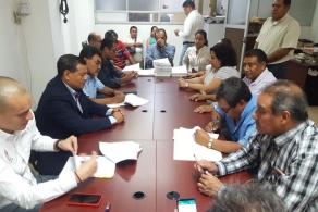 Firma COBAO y SUTCOBAO convenio salarial y contractual