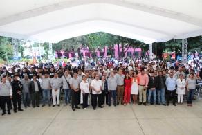 Inaugura COBAO 37 Intercolegial Estatal