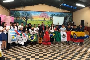 Participó COBAO en la Feria Científica - Tecnológica Mariscal Estigarribia 2019 en Paraguay
