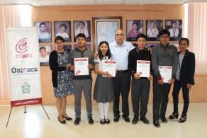Participarán estudiantes del COBAO en la XXIX Olimpiada Nacional de Biología