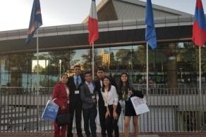 Estudiantes del COBAO participaron en la Cumbre Mundial de Tsunamis