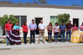 Fortalece COBAO infraestructura en el plantel de Huitzo