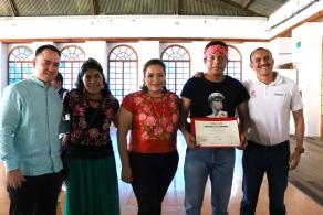 Estudiante del COBAO gana premio CASA 2019