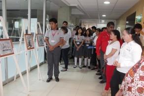 """Presentan estudiantes del COBAO """"Expo Gráfica 2020"""""""