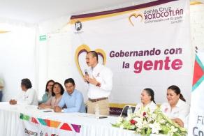 Impulsan Cobao y Santa Cruz Xoxocotlán Sistema de Educación