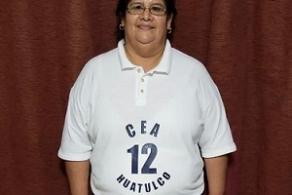 A los 52 años, Virginia Rojas concluyó su bachillerato en el COBAO