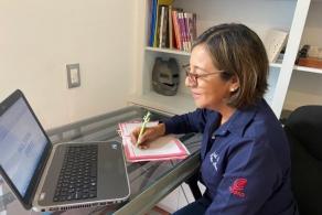 Inicia capacitación docente y directiva del Cobao