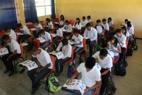 Se lleva a cabo exitosamente el curso propedéutico para nuevos alumnos del COBAO